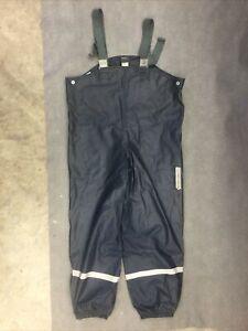 kids waterproof trousers 9-10