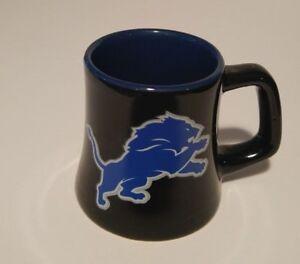 NFL Detroit Lions Mini Mug Shot Glass