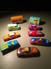 lot of 9 theme comic matchbox vehicles Scooby Doo mystery machine general lee