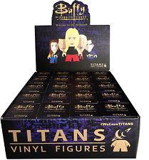 "BUFFY THE VAMPIRE SLAYER - 3"" Blind Box Titans Vinyl Figurines Display (20ct)"