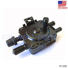 Vacuum Fuel Pump Fits 149-1982 149-1544 149-2187 Onan Generator Welder
