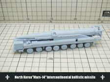 "1/144 RESIN KITS North Korea""Mars-14"" intercontinental ballistic missile"