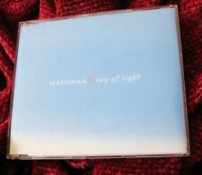 Madonna Special RAY OF LIGHT UK Promo Only CD Custom Graphics & Picture Disc