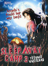 Sleepaway Camp 3: Teenage Wasteland (1989) Horror for a Penny! FREE SHIPPING!