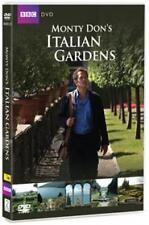 MONTY DONS ITALIAN GARDEN - DVD - REGION 2 UK