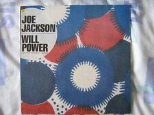 JOE JACKSON 33 TOURS GERMANY WILL POWER