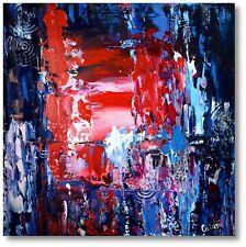 """Abstrakte Acrylmalerei Modernes Wandbild Gemälde """"Abstrakt """" Unikat Nr. 867"""