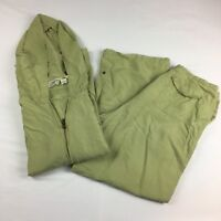 Tommy Bahama Womens Set Pants And Top Outfit Green Size XS