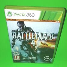 Battlefield 4 XBOX 360 Microsoft Video Game EA Dice Shooter Shmup FPS