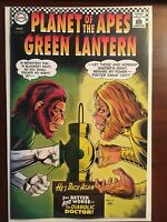 Planet Of The Apes Green Lantern #2 1:10 Paul Rivoche Variant NM Boom! Studios