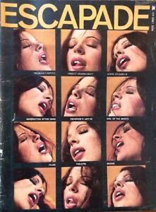 Escapade magazine from August 1969