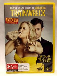 TRAINWRECK. AMY SCHUMER, BILL HADER.  DVD