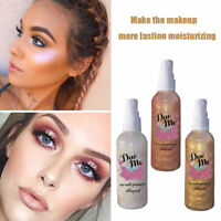 Makeup Clean Rose Water Moisturizing Priming Mist Refreshing Shimmer Spray