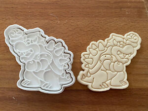 Bowser Cookie Cutter