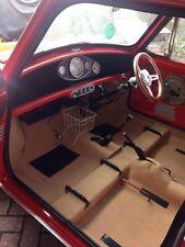 Classic Mini 2 Set di staffe esteso Sedile Da Corsa Rally MINI COBRA