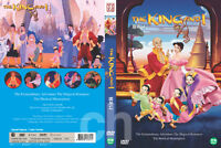 The King and I (1999) - Richard Rich, Miranda Richardson, Ian Richardso  DVD NEW