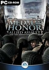 Medal of Honor Allied Assault * ottime condizioni