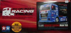 Tamiya (58642) 1:14 Team Reinert Racing MAN TGS TT-01 Type-E Chassis