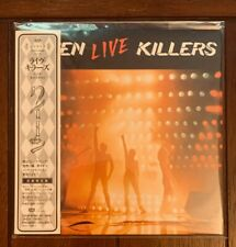 JAPAN IMPORT QUEEN LIVE KILLERS MINI LP CD  PAPERSLEEVE ~ LIKE NEW NO SCRATCHES