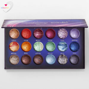 BH Cosmetics ❤️ GALAXY CHIC 18 Colour Baked Eyeshadow Palette 100% AUTHENTIC