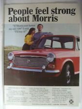 Morris British Car & Truck Advertising Collectables
