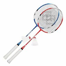 Franklin Sports 2-Player Replacement Racket Set, Badminton, Birdie, New
