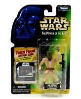 Star Wars Power of The Force Freeze Frame - Lak Sivrak Action Figure