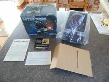 ASTRO WARS GRANDSTAND HANDHELD TABLETOP GAME 1981 BOXED 100% COMPLETE IN BOX