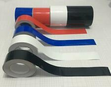 High Gloss Vinyl Tape Car Wrap Film Sheet Sticker Decal Adhesive Bubble Free PVC