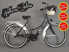 28 Pollici Donna Bici Bicicletta CityBike cityrad damenrad Holland BICICLETTA NUOVO