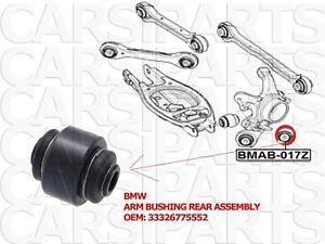 bmw  silent bloc de bras arrière, x2 , oem 33326775552