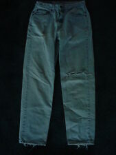 LEVI'S STRAUSS & CO 550 RELAXED FIT MEN'S DISTRESSED ZIP-FLY JEANS SIZE W32 L32!