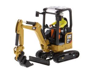 Diecast Masters 85597 Caterpillar CAT 301.7 NG Mini Hydraulic Excavator 1:50