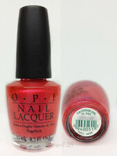 Discontinued OPI Nail Lacquer - Collection of VERY RARE Colors .5oz (Series 8)