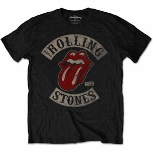 Official The Rolling Stones T Shirt 1978 Tour Tongue Black Rock Metal Band 78
