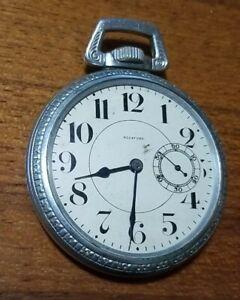 Rockford Pocket Watch