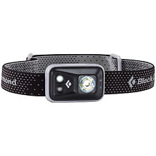 Black Diamond Spot Headlamp 200 Lumens Aluminum Gray LED Flashlight Waterproof