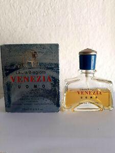 Laura Biagiotti  Venezia uomo edt 75 ml spray very rare
