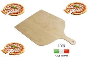 Calder Pala Pizza Manico Legno di Betulla 30 x 41 cm Made in Italy