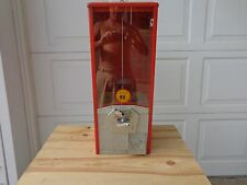 Northwestern Gumball 25 Cent  2 inch Capsule Vending Machine with Key