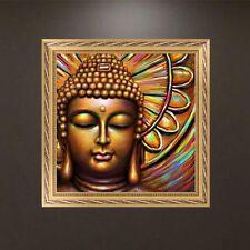 Buddha 5D Diamond Embroidery Painting DIY Cross Stitch Home Office Decor Craft