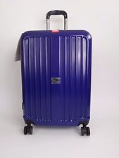 HAUPTSTADTKOFFER XBERG Koffer blau 4-Rollen-Trolley 65 cm TSA  90l Dehnfalte