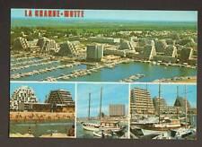 LA GRANDE MOTTE (34) RESIDENCES & PORT aérienne en1983