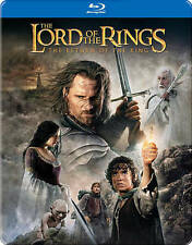 The Lord of the Rings: The Return of the King (Blu-ray Disc, 2012, Steelbook)