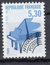 FRANCE TIMBRE   PREOBLITERE  N° 222  ** PIANO