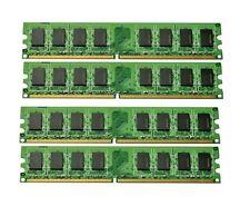 NEW! 4GB (4x1GB) Memory Dell Inspiron 530 PC2-6400 DDR2