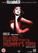 HAMMER HORROR DVD – BLOOD From The MUMMY's TOMB – VALERIE LEON