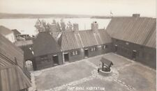 RP: ANNAPOLIS CO., NS, Canada, 30-40s; Port Royal Habitation, Court Yard #2