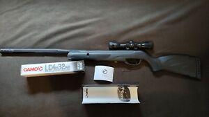 Gamo Wildcat Whisper 6110067854 Air Rifle with 4x32 Scope