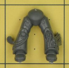 Warhammer 40K Space Marines Dark Angels Ravenwing Command Squad Legs (A)